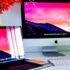 space gray MacBook Pro